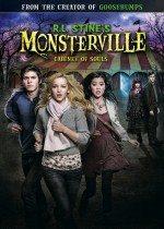 Canavarlar Şehri Ruhlar Odası / RL Stines Monsterville The Cabinet of Souls
