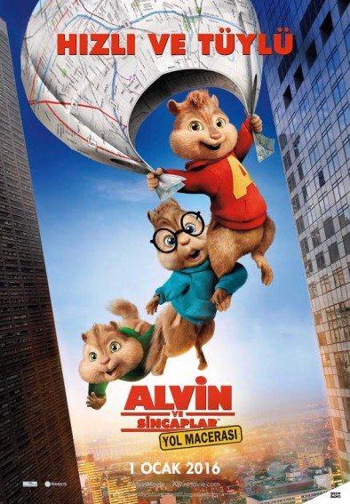 Alvin ve Sincaplar 4